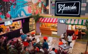 Restaurante 5ta Avenida Container