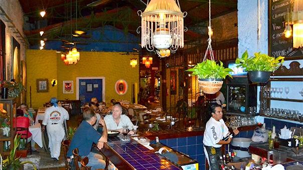 Restaurante Pancho's Patio Bar