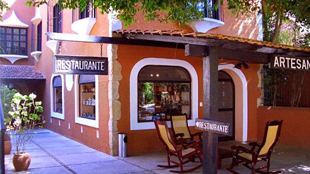 Restaurante Hacienda Teya