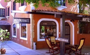 Hacienda Teya Restaurant