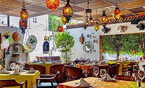 Restaurante El Sacromonte