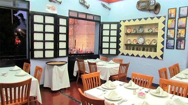 Restaurante La Casa de la Abuela