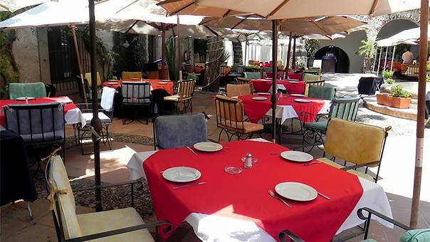Restaurante Hacienda Los Laureles