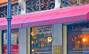 Restaurante La Ópera