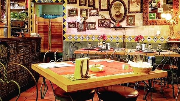 Restaurante Los Dorados de Villa