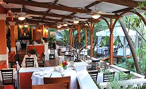 Restaurante River Cafe