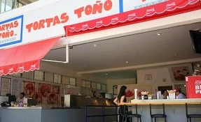 Restaurante Tortas Toño