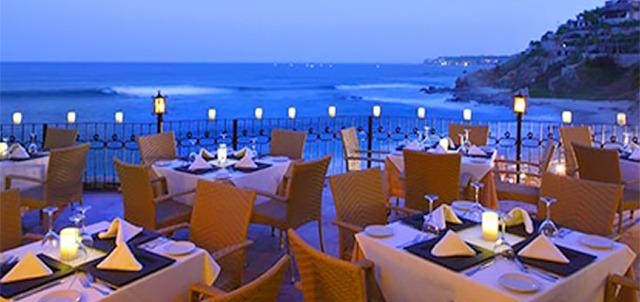 7 Seas Restaurant Los Cabos Baja California Sur Mexico