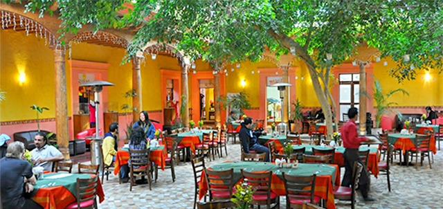 Restaurante Plaza Real