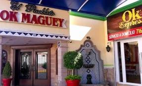 Restaurante Ok Maguey