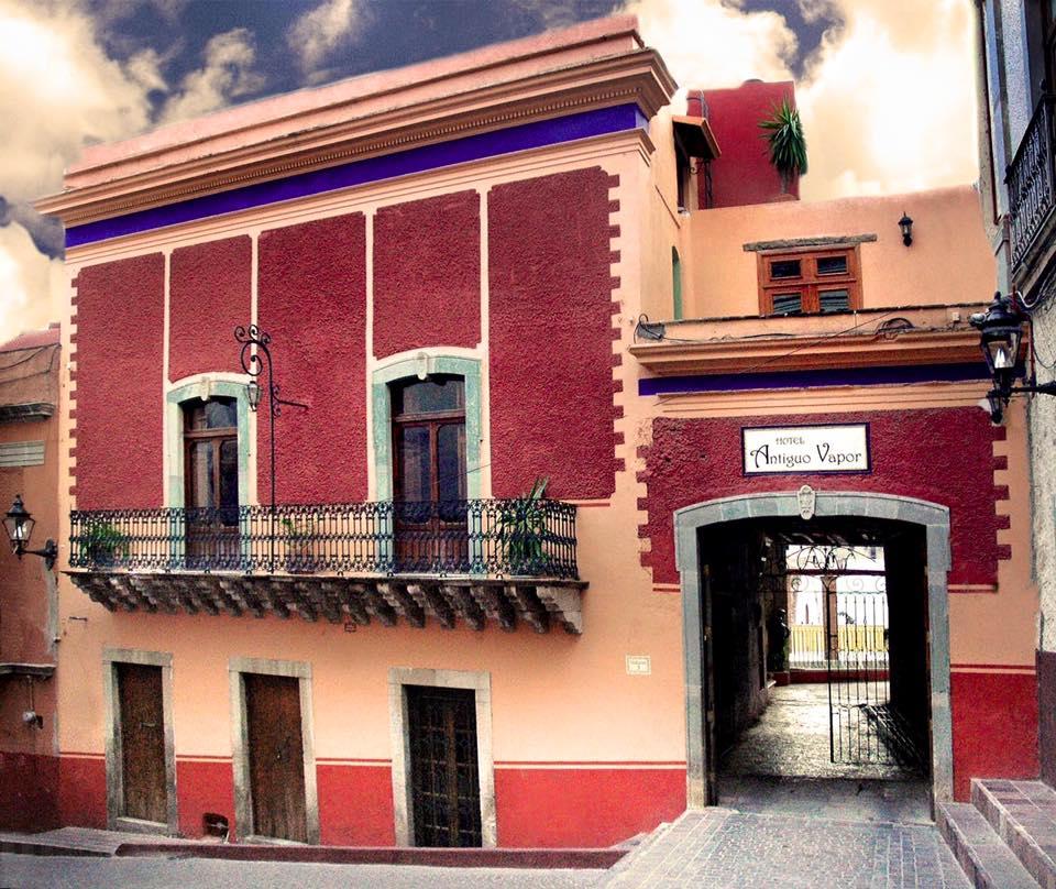 Antiguo Vapor, Guanajuato