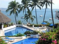 Dolphin Cove Inn, Manzanillo