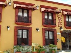 Posada Doña Alicia, Oaxaca