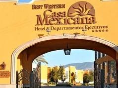 Best Western Casa Mexicana, Saltillo