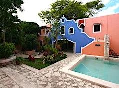 Casa De Las Flores, Playa del Carmen