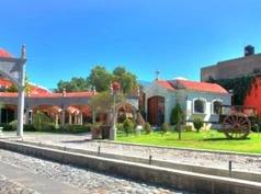 Hacienda Santa Cecilia, San Cristóbal de las Casas