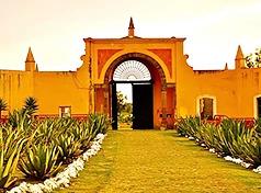 Hacienda Real San Miguel Ometusco, Xala