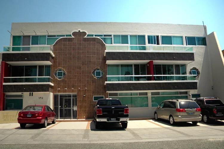 Suites Moctezuma, Guadalajara