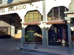 Palacio, Puruándiro