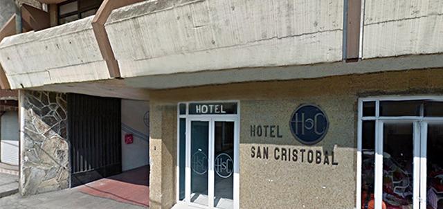 Hotel San Cristóbal, Orizaba.
