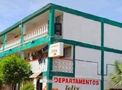 Departamentos Félix, Bahía de Kino