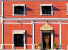 Del Peregrino, Mérida