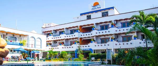 Mar y sol hotel rinc n de guayabitos mexico for Hotel luxury rincon de guayabitos