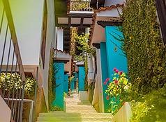 Las Escaleras, San Cristóbal de las Casas