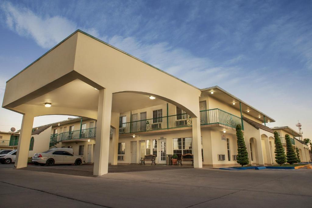Trébol Inn, Nuevo Casas Grandes