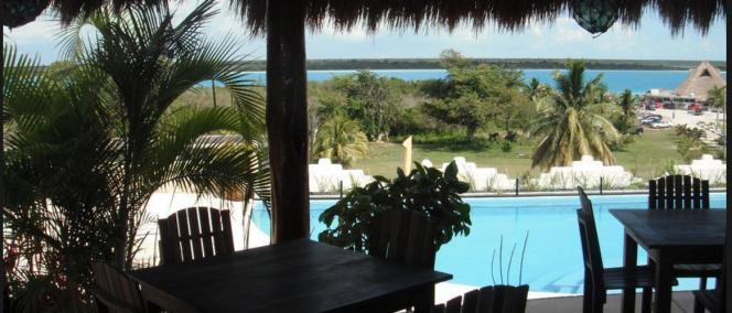 Hotel villas bakalar bacalar for Hotel luxury villas bacalar