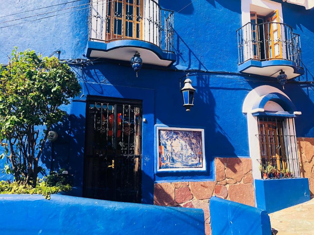 La Casa Azul, Guanajuato