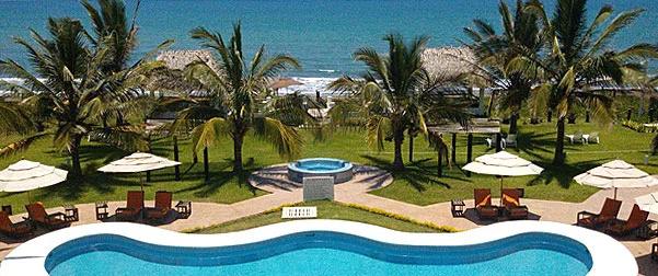 Suspiro hotel costa esmeralda mexico for Casitas veracruz