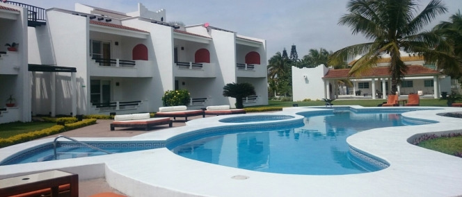 hotel puerto cangrejo costa esmeralda veracruz: