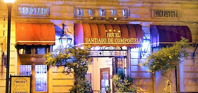 Hotel santiago de compostela guadalajara for Oficina de turismo de santiago de compostela