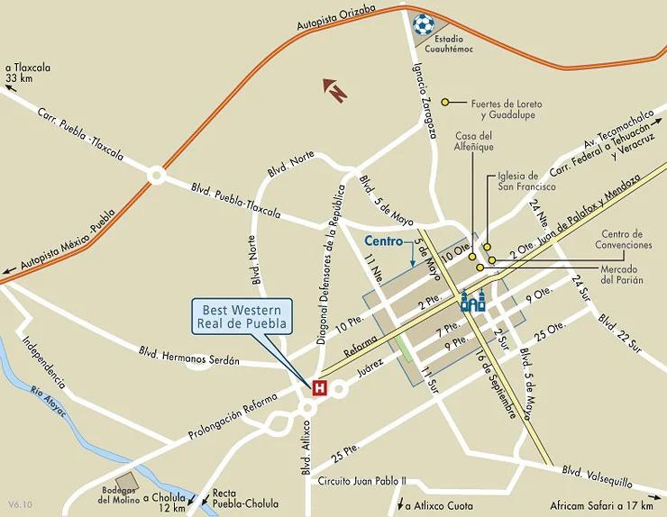 Ubicación: La mejor ubicación de Puebla, inmediato al centro ...