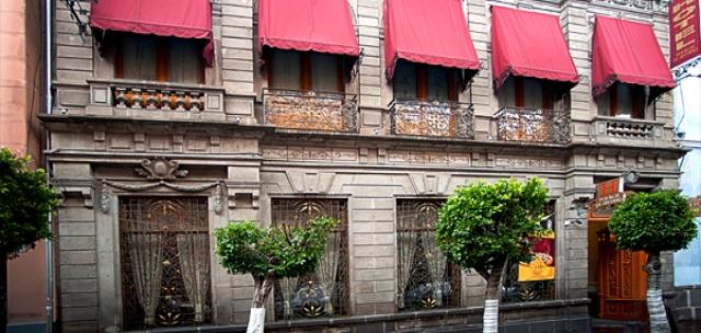 Thb Hotel Puebla De Antaño In Puebla