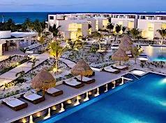 The Beloved, Playa Mujeres