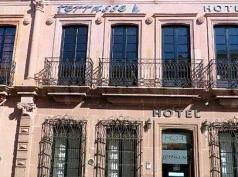 Terrasse, Zacatecas