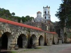 Hacienda Santa María Regla, San Miguel Regla ( Huasca de Ocampo )