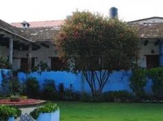 La Casa Azul, San Miguel Regla ( Huasca de Ocampo )