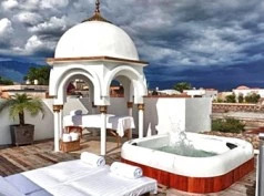 Palacio Borghese, Oaxaca