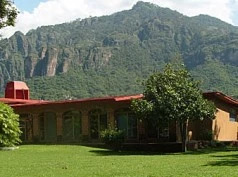 Casa Cueyatlan, Tepoztlán