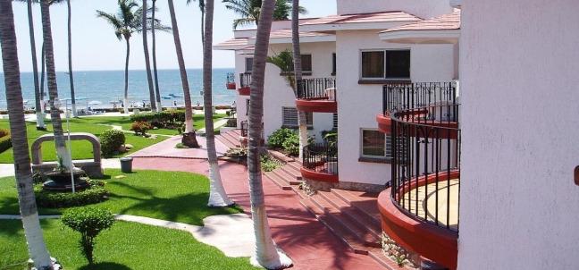 Hotel ana suites rinc n de guayabitos for Hotel luxury rincon de guayabitos