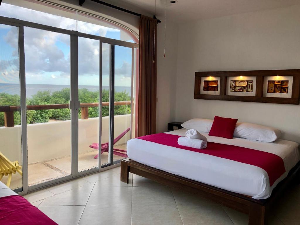 El Hotelito, Mahahual