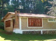 Cabañas Y Balneario Puentecillas, Los Azufres