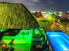3b Hostel, Playa del Carmen