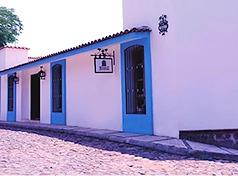 Hostal Nogueras, Comala