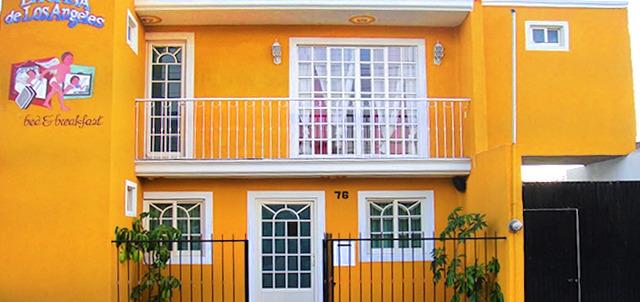 Hotel la casa de los angeles san andr s ixtl n - La casa de los angeles ...