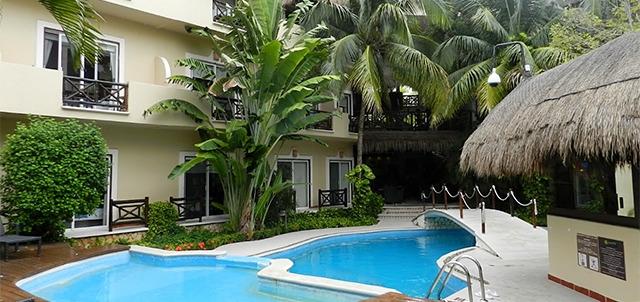 Hotel Plaza Del Sol Playa Del Carmen