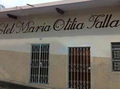María Otilia Falla, Papantla